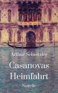 Casanovas Heimfahrt - Librerie.coop