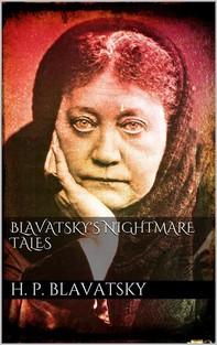 Blavatsky's Nightmare Tales - Librerie.coop
