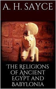 The Religions of Ancient Egypt and Babylonia - Librerie.coop