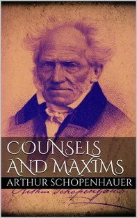 Counsels and Maxims - Librerie.coop