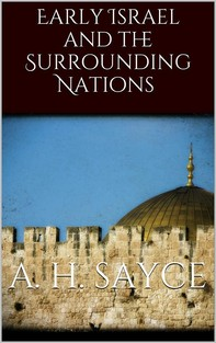 Early Israel and the Surrounding Nations - Librerie.coop