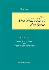 Über die Unsterblichkeit der Seele - Librerie.coop
