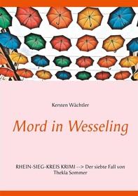 Mord in Wesseling - Librerie.coop