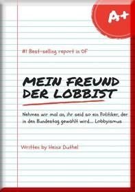 Mein Freund der Lobbist - Librerie.coop