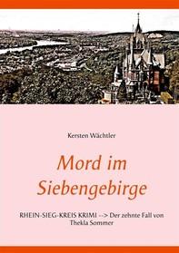 Mord im Siebengebirge - Librerie.coop