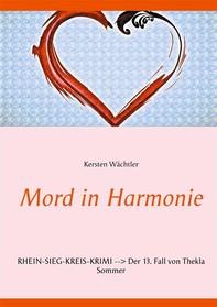 Mord in Harmonie - Librerie.coop