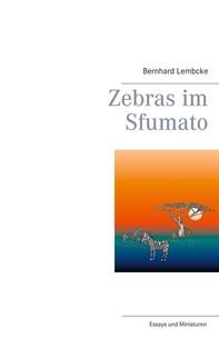 Zebras im Sfumato - Librerie.coop