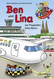 Ben und Lina am Flughafen Köln/Bonn - copertina
