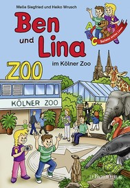 Ben und Lina im Kölner Zoo - copertina
