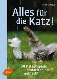 Alles für die Katz! - copertina