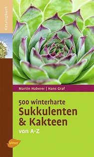 500 winterharte Sukkulenten und Kakteen - copertina