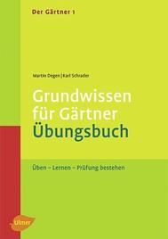 Der Gärtner 1. Grundwissen für Gärtner. Übungsbuch - copertina