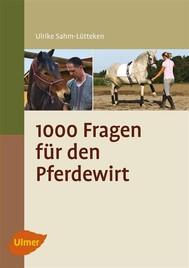 1000 Fragen für den jungen Pferdewirt - copertina