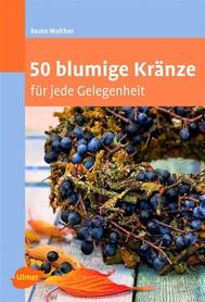 50 blumige Kränze - copertina
