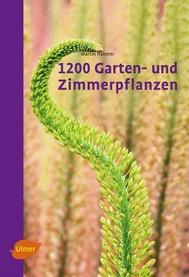 1200 Garten- und Zimmerpflanzen - copertina