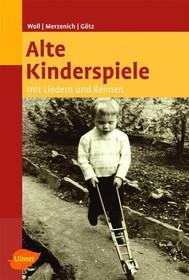 Alte Kinderspiele - copertina