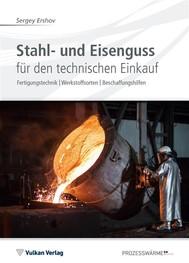 Stahl- und Eisenguss für den technischen Einkauf - copertina