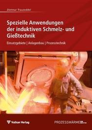 Spezielle Anwendungen der induktiven Schmelz- und Gießtechnik - copertina