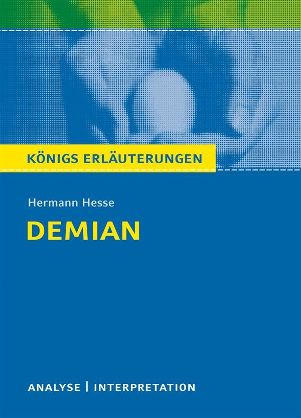 an analysis of emil sinclair in demian by hermann hesse In the novel demian, by hermann hesse, the author invites the reader to explore the mind of the character emil sinclair by including forms of stream of consciousness narration and an open-ended ending to the book.