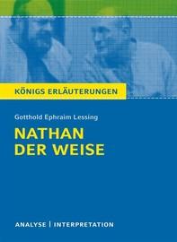 Nathan der Weise. Königs Erläuterungen. - Librerie.coop