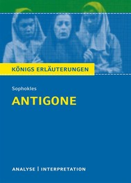 Antigone von Sophokles. - copertina