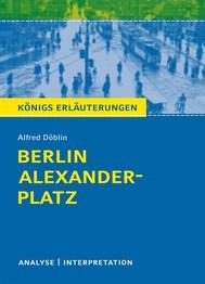 Berlin Alexanderplatz. Königs Erläuterungen. - copertina