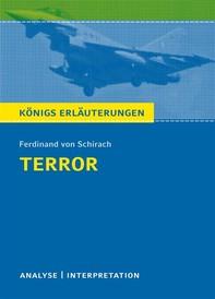 Terror. Königs Erläuterungen. - Librerie.coop