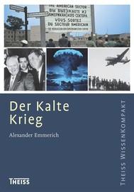 Der Kalte Krieg - copertina