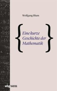 Eine kurze Geschichte der Mathematik - copertina