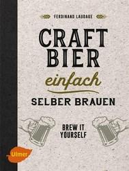 Craft-Bier einfach selber brauen - copertina