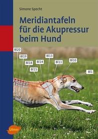 Meridiantafeln für die Akupressur beim Hund - Librerie.coop