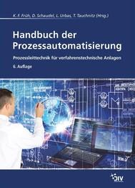 Handbuch der Prozessautomatisierung - copertina