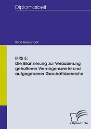 IFRS 5: Die Bilanzierung zur Veräußerung gehaltener Vermögenswerte und aufgegebener Geschäftsbereiche - copertina
