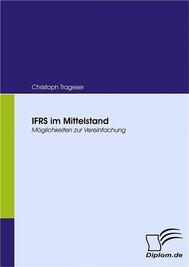 IFRS im Mittelstand - copertina