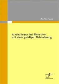 Alkoholismus bei Menschen mit einer geistigen Behinderung - copertina