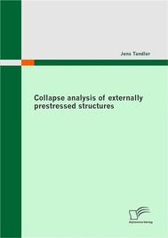 Collapse analysis of externally prestressed structures - copertina