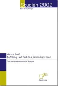 Aufstieg und Fall des Kirch-Konzerns - copertina