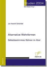 Alternative Wohnformen - copertina