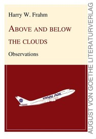 Above And Below The Clouds - copertina