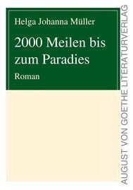 2000 Meilen bis zum Paradies - copertina