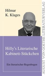 Hilly's Literarische Kabinett-Stückchen - copertina