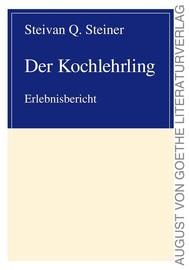 Der Kochlehrling - copertina
