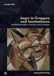 Angst in Gruppen und Institutionen - copertina