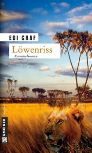 Löwenriss - copertina