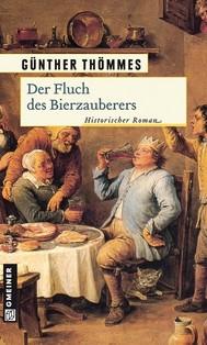 Der Fluch des Bierzauberers - copertina