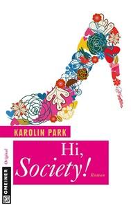 Hi, Society! - copertina