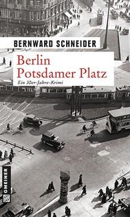 Berlin Potsdamer Platz - copertina