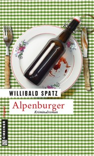 Alpenburger - copertina