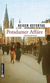 Potsdamer Affäre - Librerie.coop