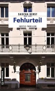 Fehlurteil - copertina